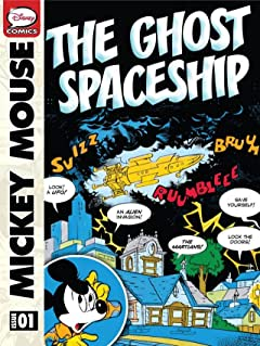 Mickey Mouse and the Ghost Spaceship