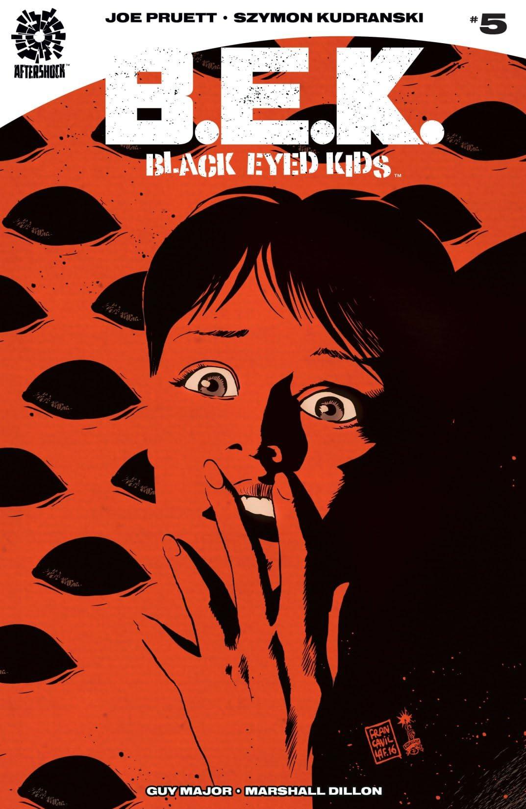 Black Eyed Kids #5