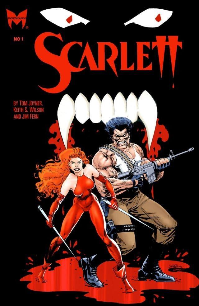Scarlett #1