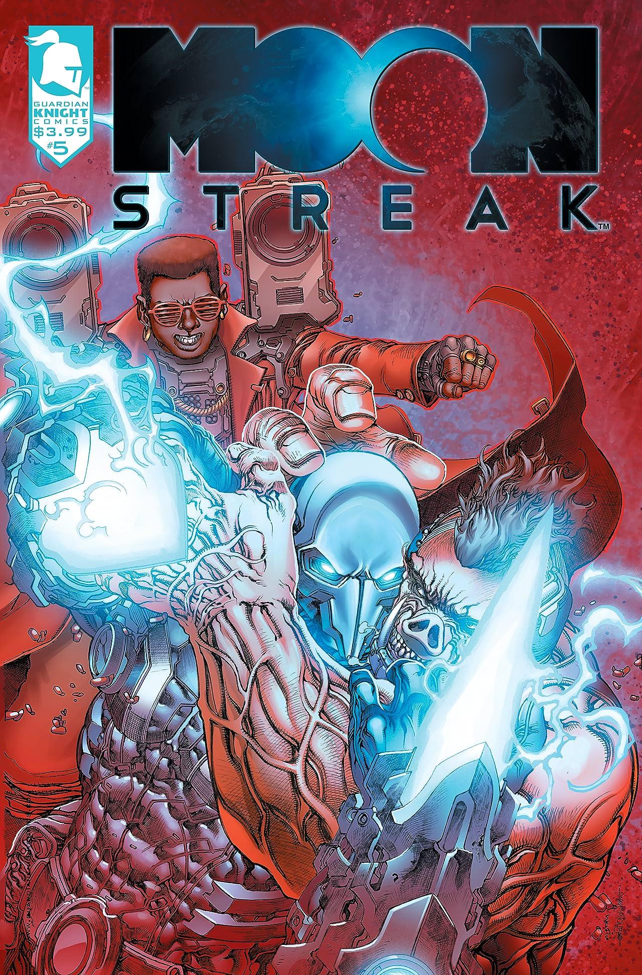 Moon Streak #5