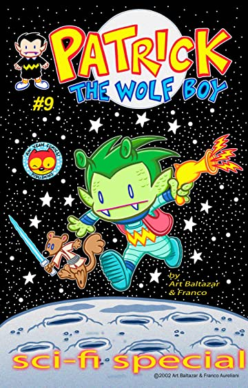 Patrick the Wolf Boy #9