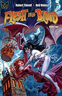 Flesh and Blood Vol. 2