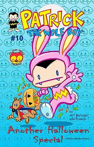 Patrick the Wolf Boy #10
