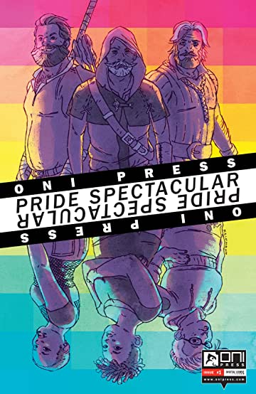 Oni Press Pride Spectacular