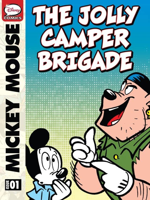 Mickey Mouse and the Jolly Camper Brigade