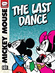 Mickey Mouse and the Last Dance