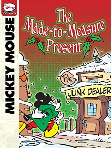 Mickey Mouse and the Made-to-Measure Present