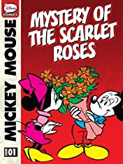 Mickey Mouse and the Mystery of the Scarlet Roses