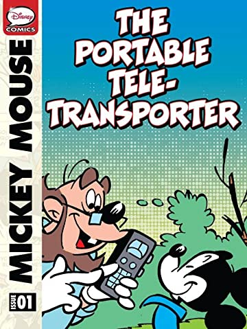 Mickey Mouse and the Portable Tele-Transporter