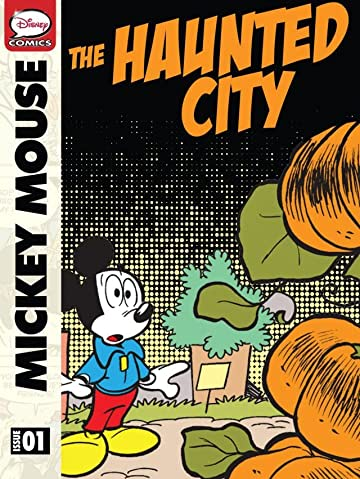 Mickey Mouse in the Haunted City