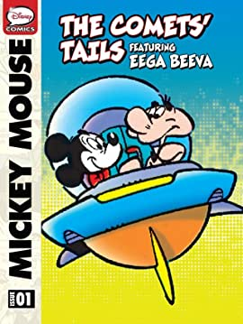 Mickey Mouse and the Comets' Tails (Featuring Eega Beeva)