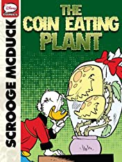 Scrooge McDuck and the Coin-Eating Plant