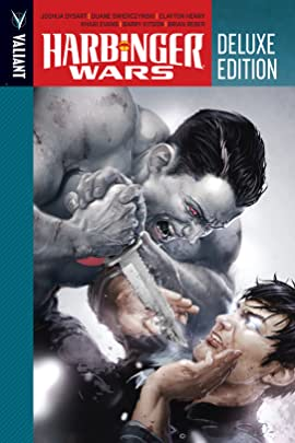 Harbinger Wars Deluxe Edition