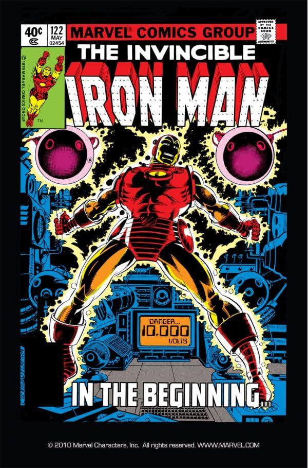 Iron Man (1968-1996) #122
