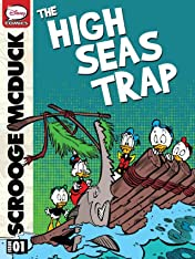 Scrooge McDuck and The High Seas Trap