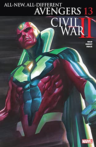 All-New, All-Different Avengers (2015-2016) #13