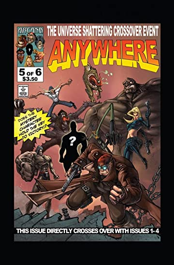 Anywhere #5 (of 6)