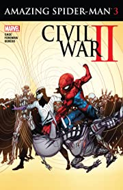 Civil War II: Amazing Spider-Man (2016) #3 (of 4)