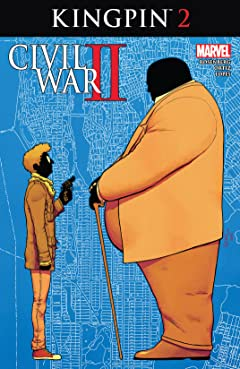 Civil War II: Kingpin (2016) #2 (of 4)