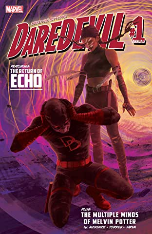 Daredevil (2015-2018) Annual No.1
