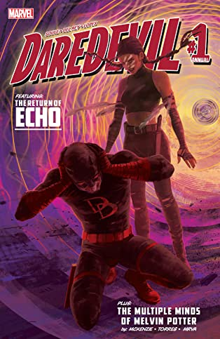 Daredevil (2015-) Annual #1