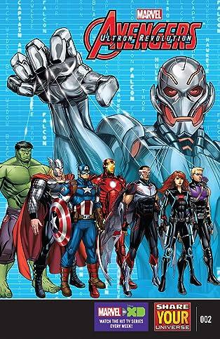 Marvel Universe Avengers: Ultron Revolution (2016-2017) #2