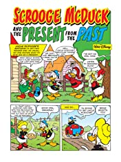 Scrooge McDuck and the Present from the Past