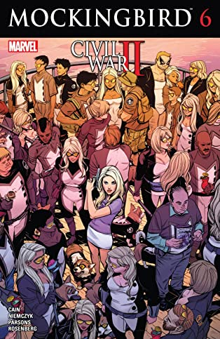 Mockingbird (2016-) #6
