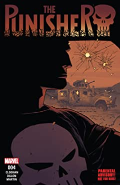 The Punisher (2016-2018) #4
