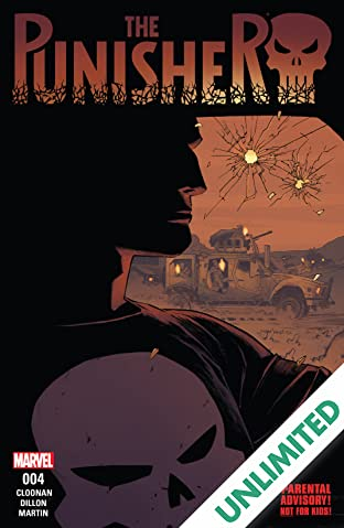 The Punisher (2016-) #4