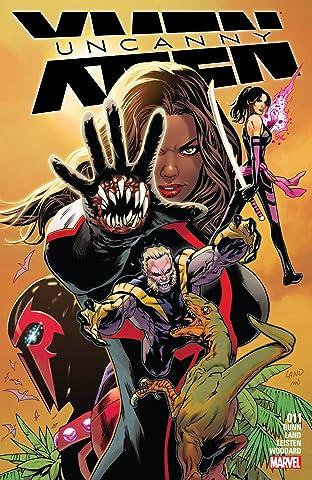 Uncanny X-Men (2016-2017) #11