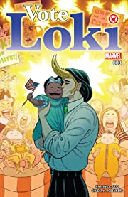 Vote Loki (2016) #3 (of 4)