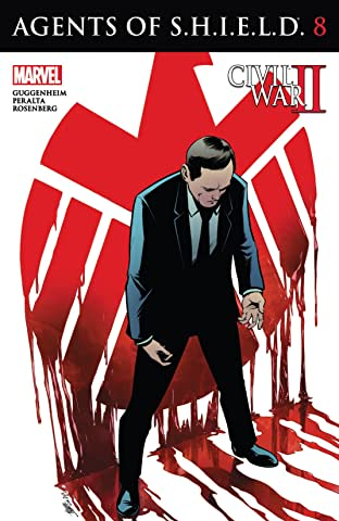 Agents of S.H.I.E.L.D. (2016) No.8