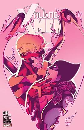 All-New X-Men (2015-2017) #12