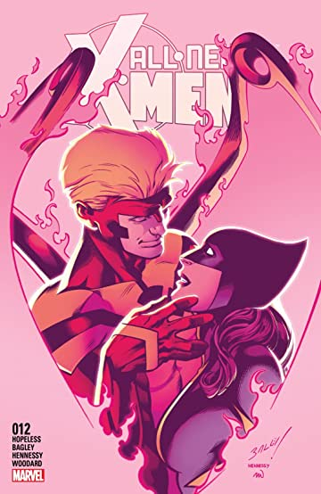 All-New X-Men (2015-2017) #12