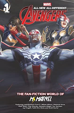 All-New, All-Different Avengers (2015-) Annual #1
