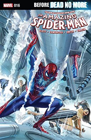 Amazing Spider-Man (2015-2018) #16