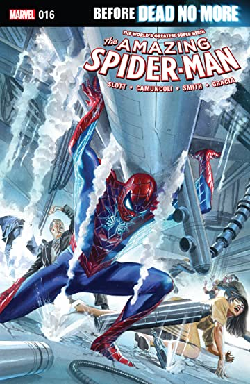 Amazing Spider-Man (2015-) #16