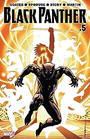 Black Panther (2016-) #5