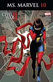 Ms. Marvel (2015-) #10