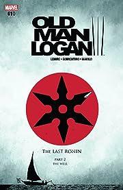 Old Man Logan (2016-2018) #10