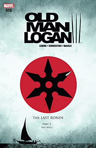 Old Man Logan (2016-2018) No.10