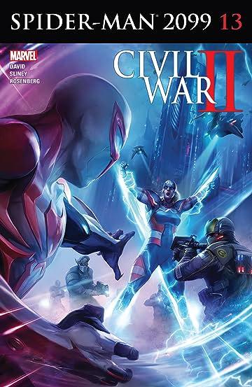 Spider-Man 2099 (2015-2017) #13