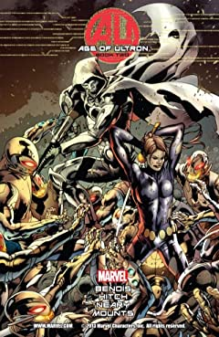 Age of Ultron No.2 (sur 10)