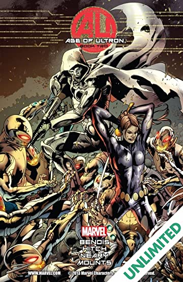 Age of Ultron #2 (of 10)