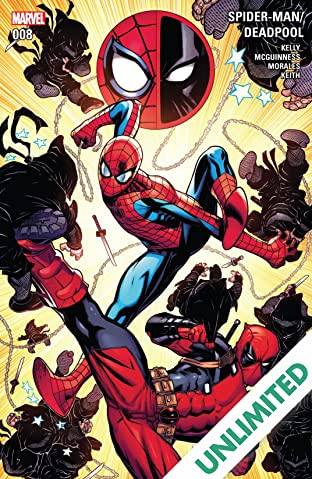 Spider-Man/Deadpool (2016-) #8