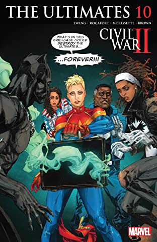 Ultimates (2015-) #10