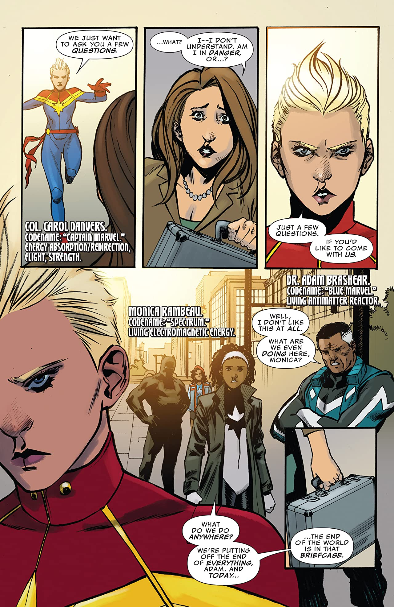 Ultimates (2015-2016) #10