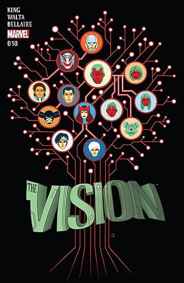 Vision (2015-2016) #10