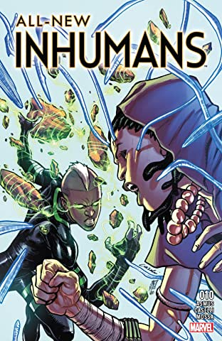 All-New Inhumans (2015-2016) #10